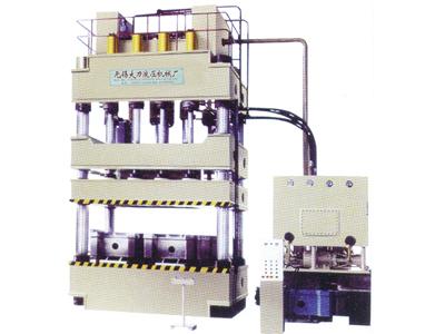 YDL32-200/315双动薄板拉升液压机