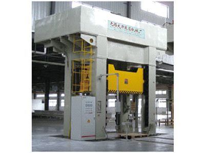 YDL-71玻璃钢制品液压机