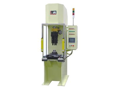 鞍山伺服压力机-y41单柱深喉口液压机