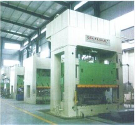 YD27框架单动薄板冲压液压机