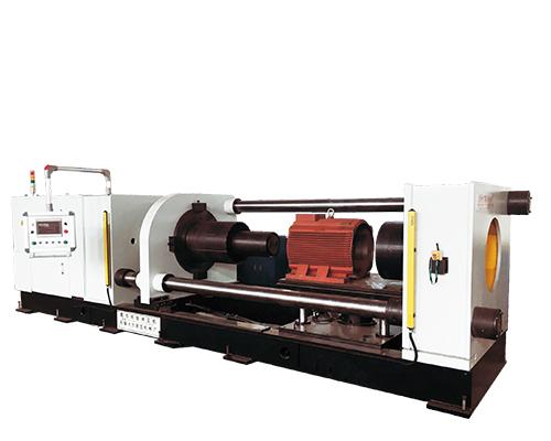 伺服电机定子卧式压装液压机