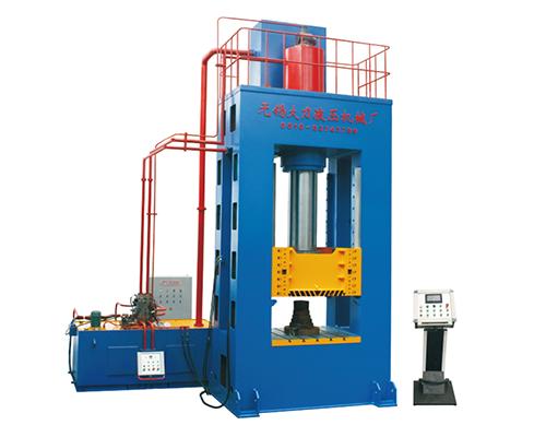 Y28框架式多用途通用液压机