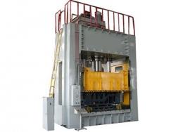 YDL27-630T单动液压机