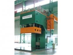 钢结构件校正成形液压机
