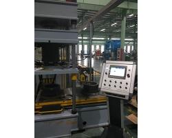 双工位电机定子予氩弧焊液压机