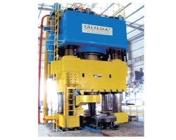 复合材料整型液压机