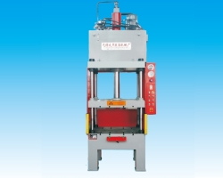 Y32-40T金属铸件快速切边机