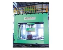 南京船舶板材压制专用液压机